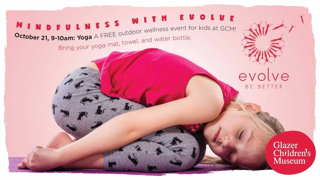 Glazer Children's Museum Yoga for Kids Family-Friendly Things to Do in Tampa Bay