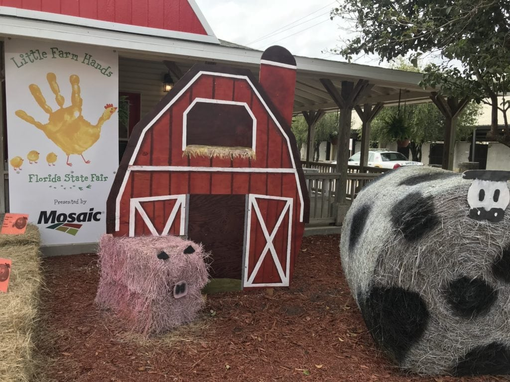 Florida State Fair Little Farm Hands