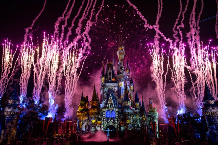 Disney's Not So Spooky Spectacular
