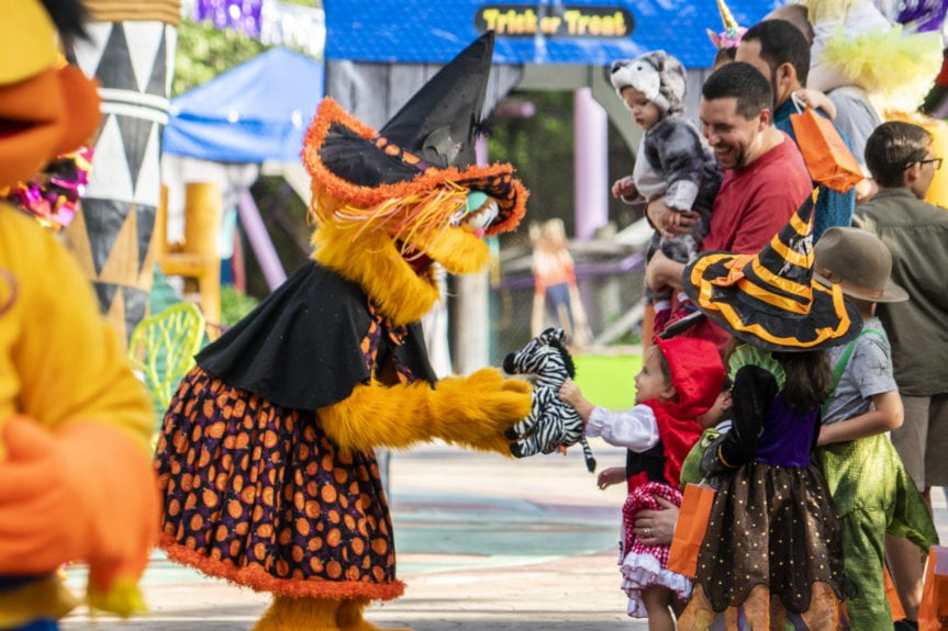 busch gardens sesame street safari of fun kids weekends