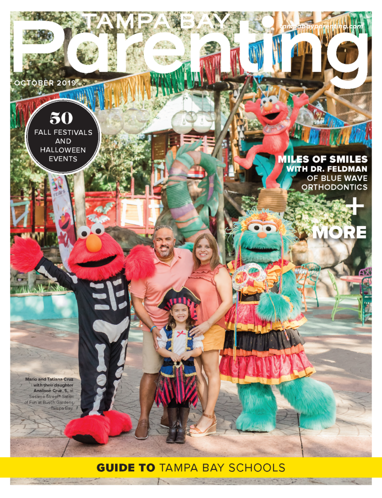 Tampa Bay Parenting October 2019 issue