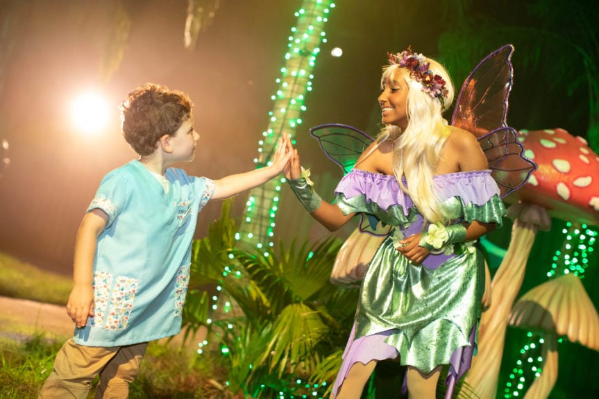ZooTampa Creatures of the Night Fairies