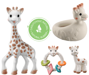 Baby Registry Must-Haves Sophie Giraffe
