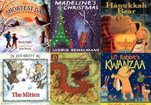Holiday children's books