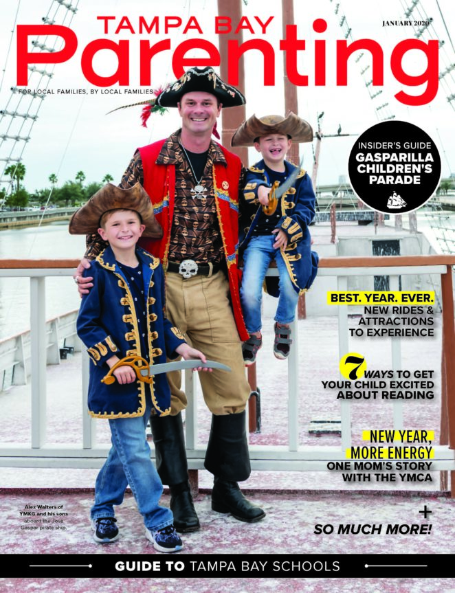 Tampa Bay Parenting Magazine January 2020