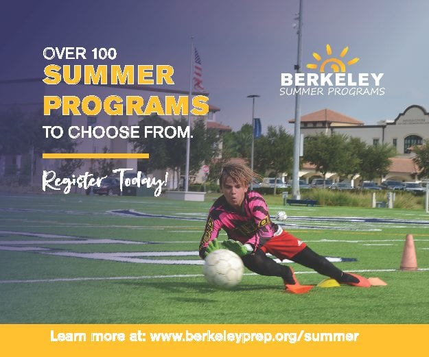 Berkeley Preparatory Summer Programs