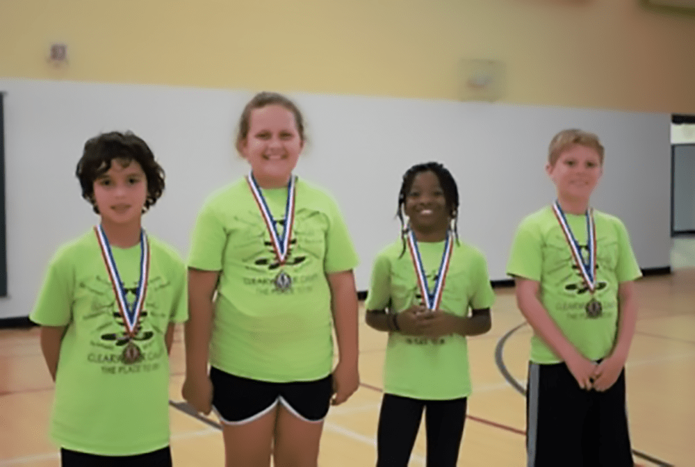 City of Clearwater Summer Camps