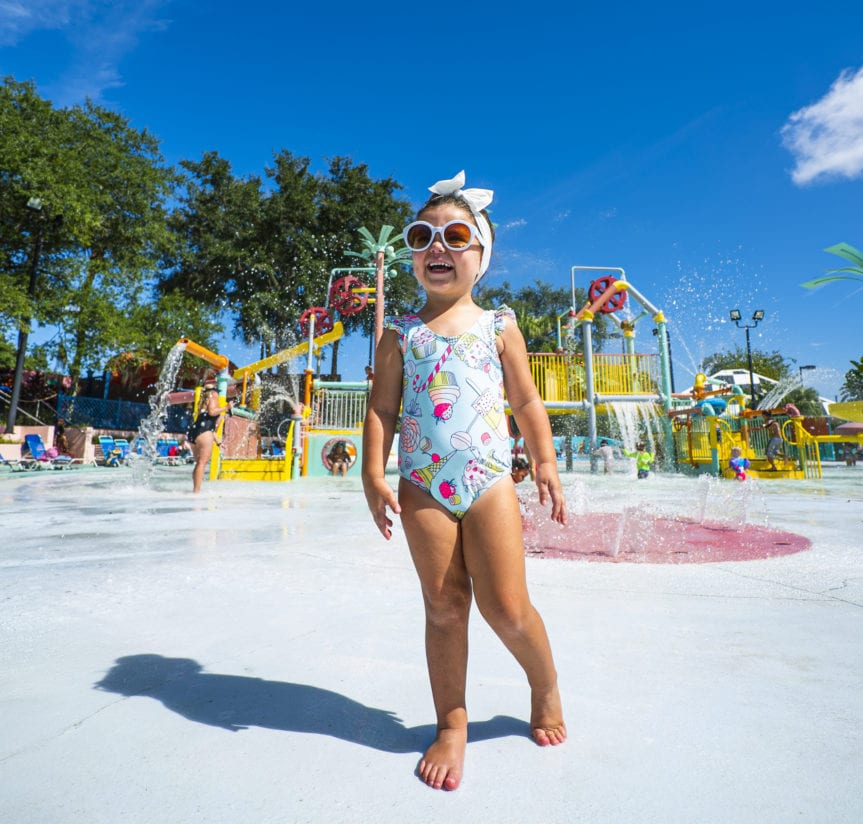 water parks in Tampa Bay adventure island