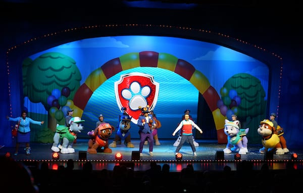 Paw Patrol Live Race to the Rescue Tampa