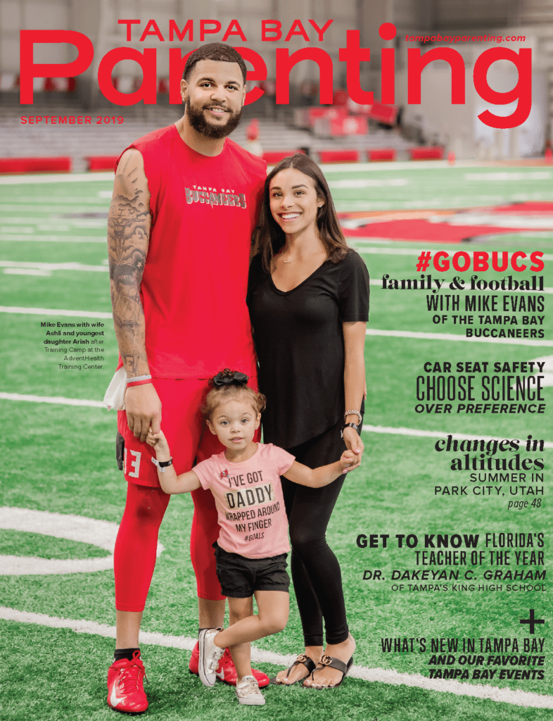 Family And Football Mike Evans On Lessons From The Field To Home