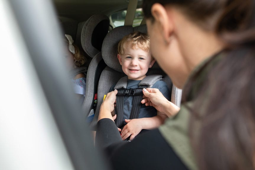 safe in the seat car seat safety