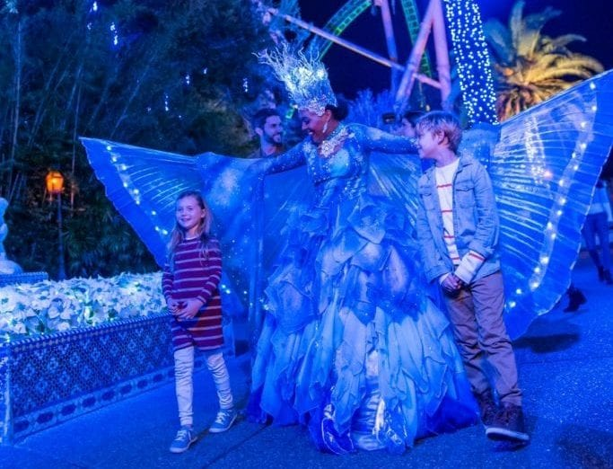 Christmas Performances 2020 Tampa Tampa Bay's favorite Christmas Town is back at Busch Gardens
