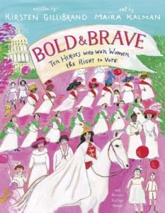 Bold and Brave book