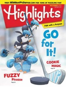 Highlights - Go for it! Magazine