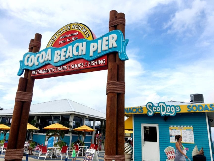 best beaches in florida for families cocoa beach
