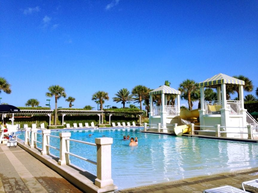 Best beaches in florida for families Ponte Vedra inn