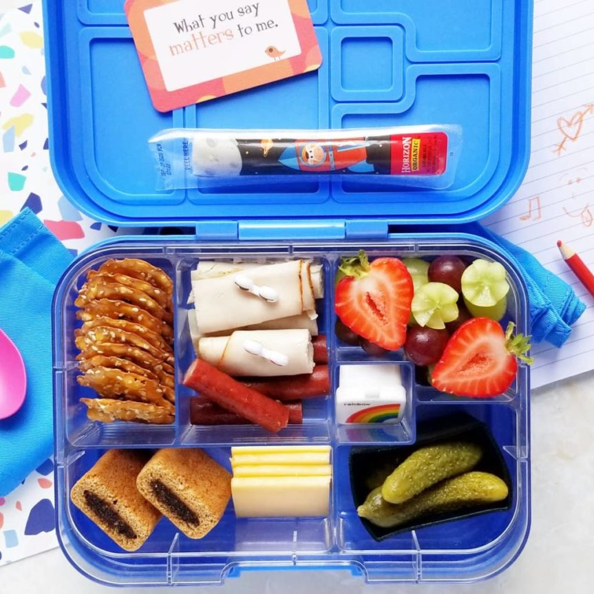 lunch box ideas with lunchboxmafia