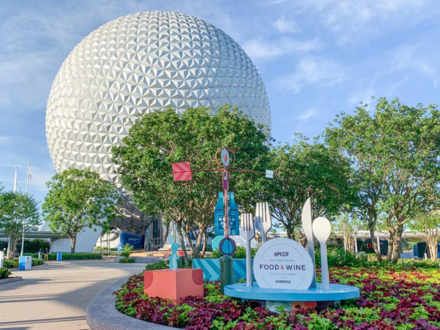EPCOT International Food and Wine Festival 2021